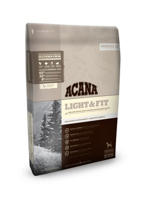 Acana Heritage Light And Fit 6kg