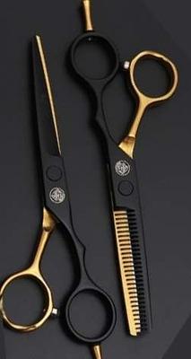 Promocja !!! Nożyczki Proste + Degażówki 6,5