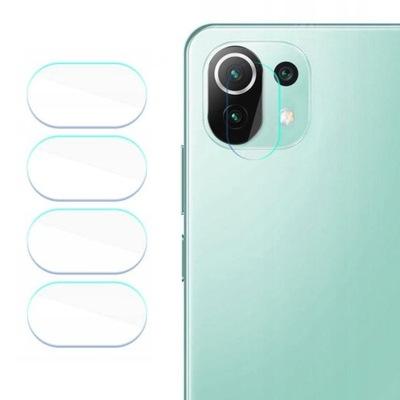 Szkło na aparat do Xiaomi Mi 11 Lite, 3MK Lens P