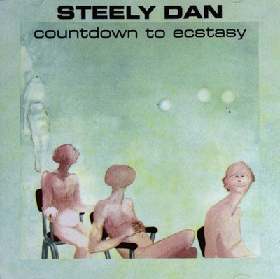 DAN STEELY: COUNTDOWN TO ECTASY [CD]