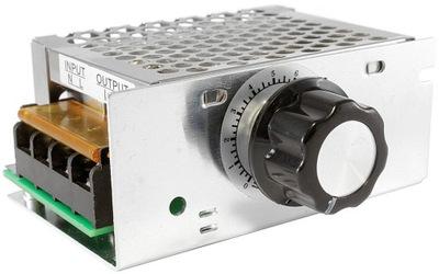 Regulator Napięcia Mocy Obrotów Silnika 4000W 230V