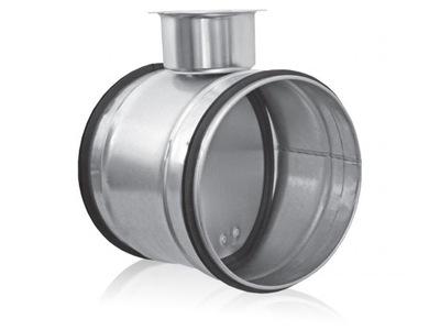 Plynový ventil uzavretie zapečatené 200 mm