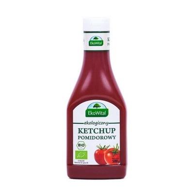 Кетчуп томатный ??? 500? Ekowital