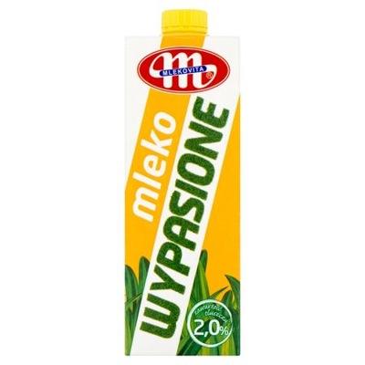Wypasione Mleko UHT 2% 1 l