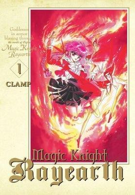 MAGIC KNIGHT RAYEARTH #1 - MANGA - NOWY
