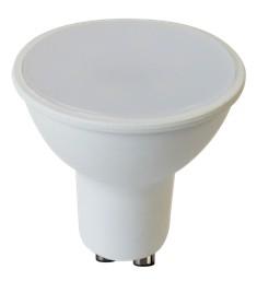 Żarówka 7W GU10 6000K 550lm, DAISY LED HP