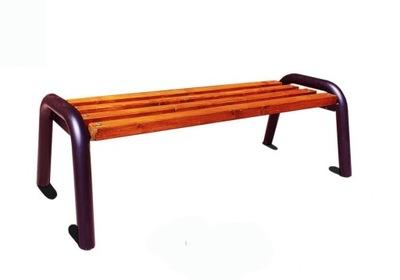 teak Lavica dizajn 125