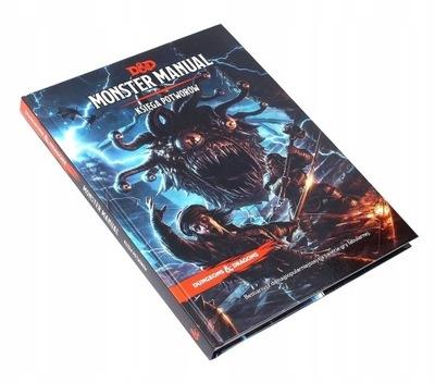 Dungeons Dragons Monster Manual Księga Potworów 5e