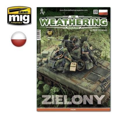 AMMO MIG 4528PO Weathering Маг. 29 Zielonyporadnik
