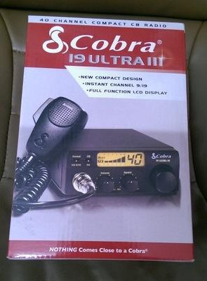 CB Radio Cobra Cobra 19 Ultra III Radio
