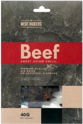 Вяленая говядина - Beef, Sweet Asian Чили 40 ?