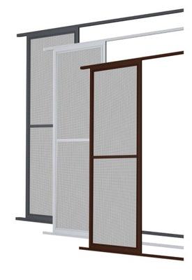 Москитная сетка дверная-купе jednoskrzydłowa