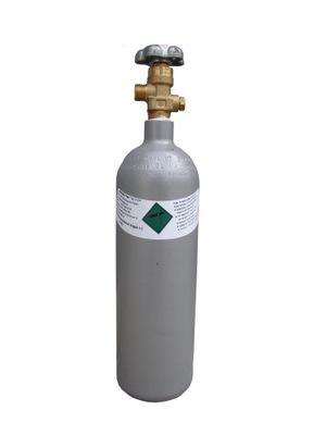 Nowa butla CO2 DWUTLENEK pełna 2l 1,5kg