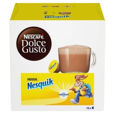 Kapsułki Nescafe Dolce Gusto Nesquik 16szt