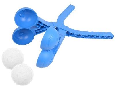 Narzędzie do robienia kulek podwójny śnieżkomat