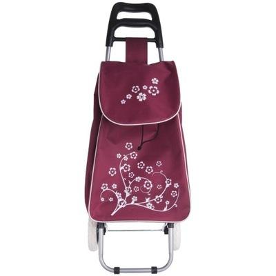 Wózek torba zakupowa na kółkach na zakupy 30L 25kg