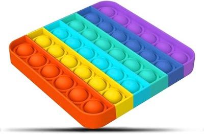 Anti-lęk Push pop Bubble Fidget Toy Odprężające
