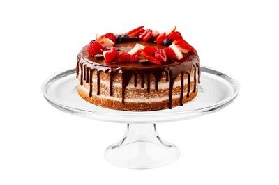 Сервировочная подставка торт торт Edwanex 31см на ноге