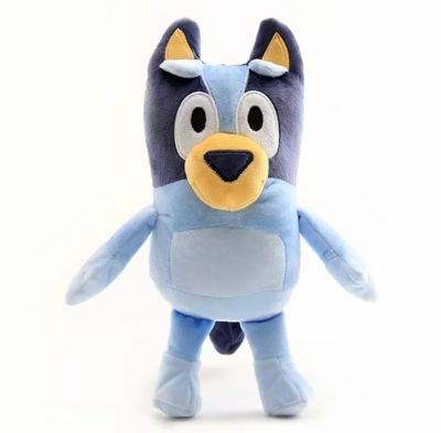 Maskotka pluszak BLUEY bingo bajka miś duża 28 cm
