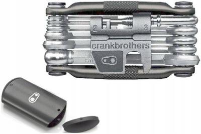 Klucze Scyzoryk CRANK BROTHERS Multi 19 Skuwacz