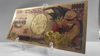 Dragon Мяч Из Коллекционера Банкнота позолоченный