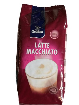 Grubon Latte Macchiato 400 г
