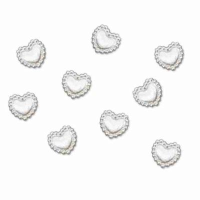 ?????????? Instagram сердце ЖЕМЧУЖНЫЕ наклейки 25 штук