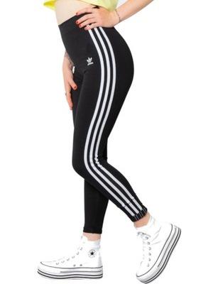 LEGINSY GETRY ADIDAS H09426 spodnie damskie 28