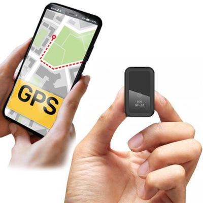 МИНИ ЛОКАТОР GPS TRACKER PODSLUCH + APLIKACJA