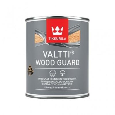 TIKKURILA Valtti Wood Guard 0,9l impregnat grunt.