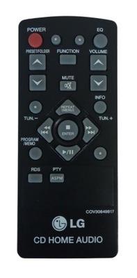 Oryginalny Pilot LG COV30849817 CD Home Audio