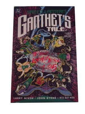 GREEN LANTERN GANTHET'S TALE 1995 r.