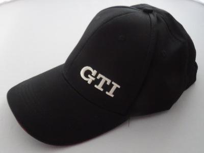 Czapka z daszkiem bejsbolówka GTI