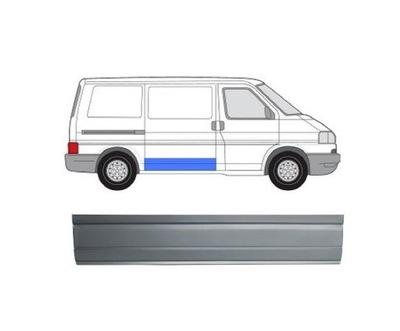 REPERATURA ДВЕРЬ VW TRANSPORTER T4 09.90- 9558153