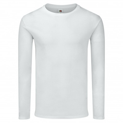 Koszulka męska Iconic DR Premium FruitLoom Biały L
