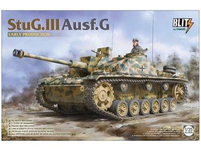 Działo StuG Sturmgeschutz III Ausf.G 8004 Takom