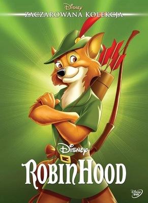 Robin Hood Disney DVD FOLIA