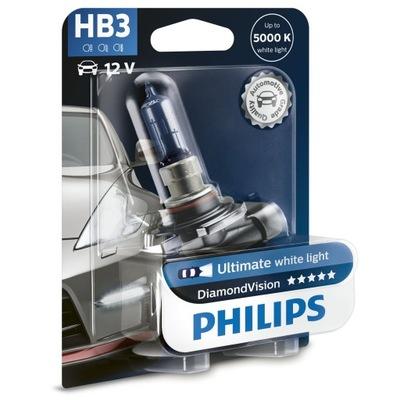 PHILIPS DIAMOND VISION LUZ DE AUTOMÓVIL HB3
