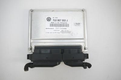 VW TOUAREG UNIDAD DE CONTROL SUSPENSIONES MÓDULO 7L0907553J