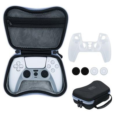 Torba z silikonowym etui na kontroler PS5