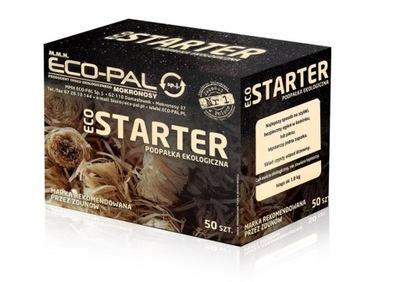 Ekopodpałka распалка ??? камина Ecostarter 50 штук