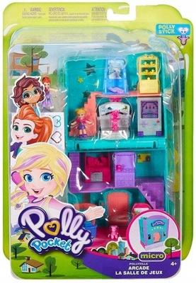 Polly Pocket Arkádovej Hry GFP41 Mattel