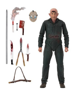 Figurka Roy Burns - Friday the 13th Part 5 Ultimat