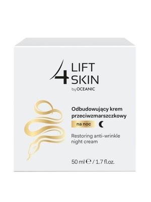 Lift4Skin odbudowujący krem przeciwzmarsz. na noc