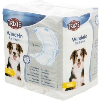 TRIXIE Pieluchy dla psa M-L TX-23642