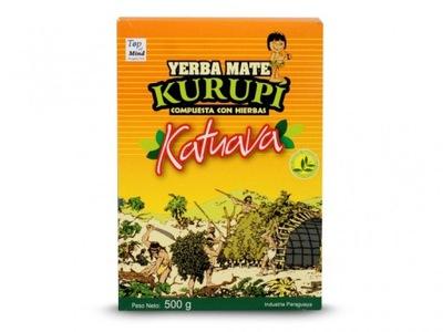Yerba Kurupi Katuava Особенные 500? здоровая энергия