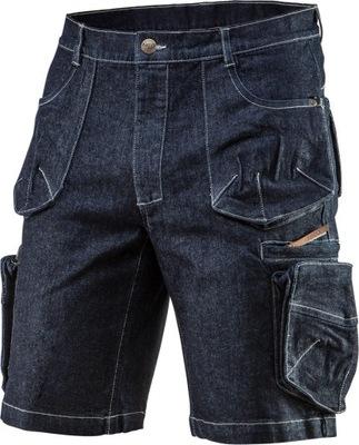 Neo короткие штанишки рабочие джинсы года. XL /Instagram четыре ДЕНИМА