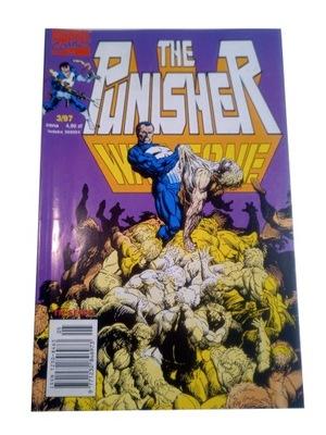 THE PUNISHER 3/97 - stan kolekcjonerski