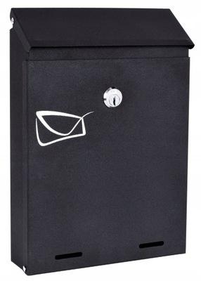 коробка ЯЩИК НА письма  Гальванизированная
