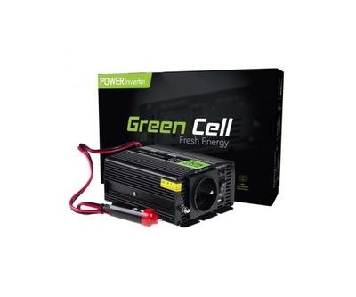 Przetwornica napięcia Green Cell 12V 230V 150/300W